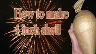 Как сделать люсткугель 4 дюйма (100мм)