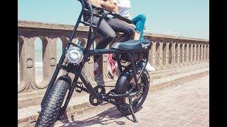 Vélo électrique Fat Bike Garrett Miller