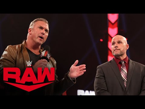 Shane McMahon returns for blockbuster Elimination Chamber announcement: Raw, Feb. 8, 2021