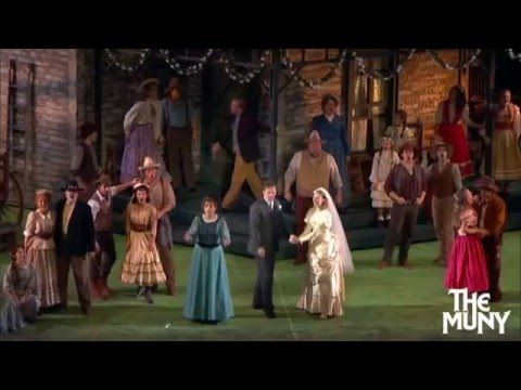Two on the Aisle - Review of Oklahoma! -The Muny