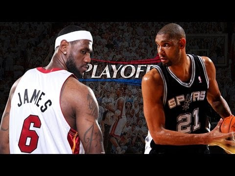 NBA 2014 Finals: Lebron James, Heat and Tim Duncan, Spurs are good to go