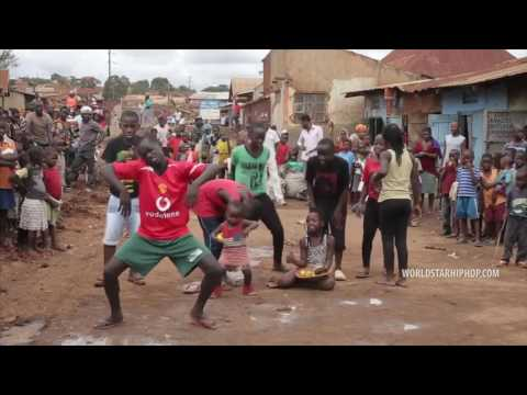 French Montana Feat  Swae Lee 'Unforgettable' Dance Video Uganda, Africa