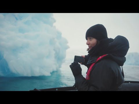 Uncover Antarctica - BTS | National Geographic | OPPO