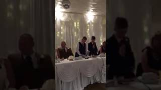 FUNNIEST SCOTTISH WEDDING SPEECH