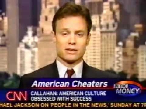Demos' David Callahan on CNN: Is Cheating An Epidemic?