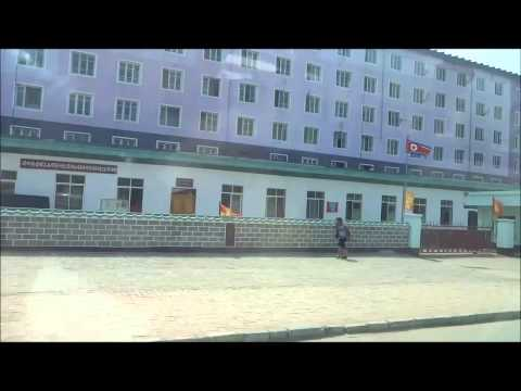 North Korea: City of Rason (라선시) in August 2014 北朝鮮: 羅先市への旅