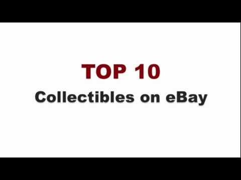 Top 10: eBay Collectibles - 2012