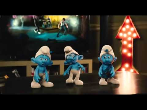 Download The Smurfs - 3D TRAILER - ANAGLYPH BLUE / RED / CYAN ANAGLIFO (8.37M)