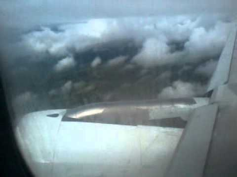 On board Cebu Pacific bound to Pagadian Airport from NAIA Terminal 3 Mar. 21, 2012