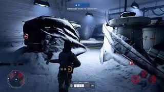 Star Wars Battlefront II - Galactic Assault - Bossk 03 (42 kills) - PS4