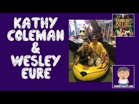 On the Beat With Wesley Eure and Kathy Coleman of Land of the Lost