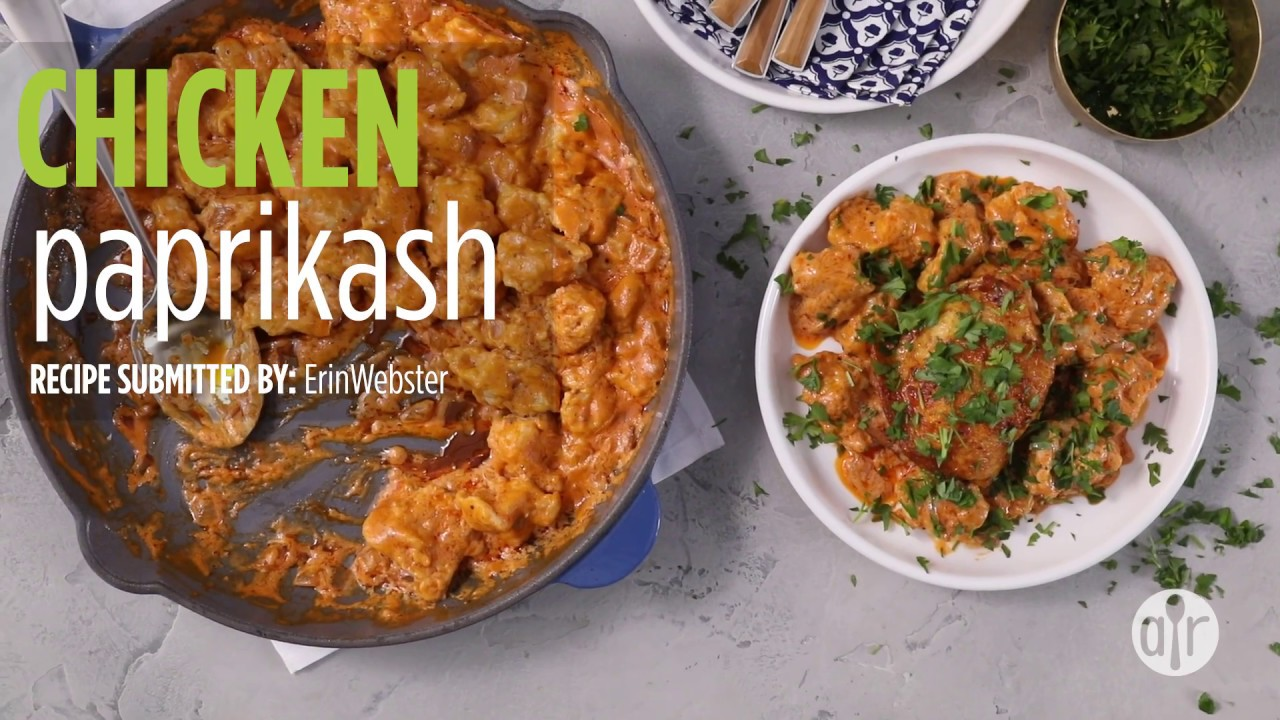 How to make chicken paprikash dinner recipes allrecipes how to make chicken paprikash dinner recipes allrecipes forumfinder Images