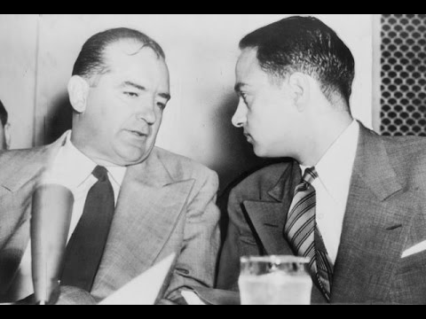 Who Was Joseph McCarthy and How Was He Viewed Publicly? (2000)