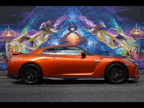 2017 NISSAN GTR LAUNCH CONTROL AND DRIVE!!