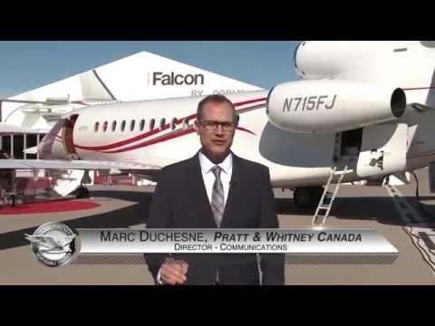 Pratt & Whitney Canada's Business Aviation Products at NBAA 2015