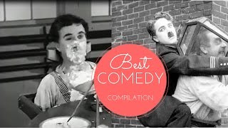 Best Comedy of charlie champlin compilation || The Fireman || Eating Machine