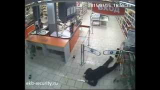 Unbelievable Funny Video Thief Fails Stealing