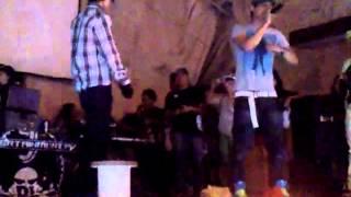 Mc aese-Rojo Manzana en Cuernavaca 01/12/12