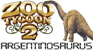 Zoo Tycoon 2 - Argentinosaurus
