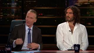 Russell Brand Eloquently Oẁns Bill Maher and his Entire Panel