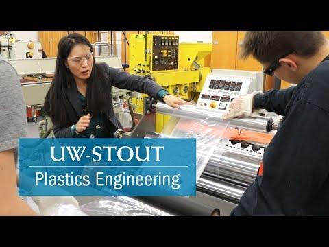 B S  Plastics Engineering | University of Wisconsin - Stout