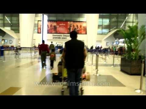 Domestic departures - Delhi Airport Terminal 3