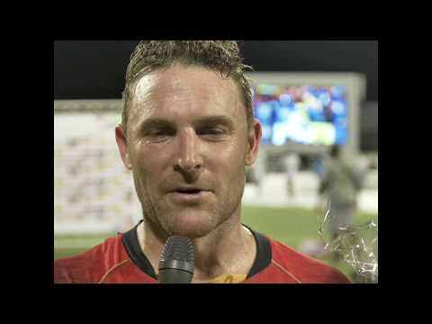 Brendon McCullum on reaching his 50th T20 Fifty and more