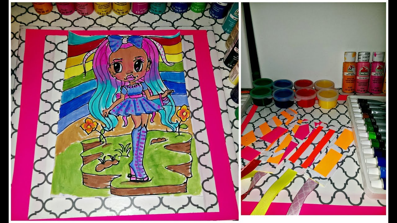 Diy Markers Organizer Back To School Cardboard Ideas Drawing