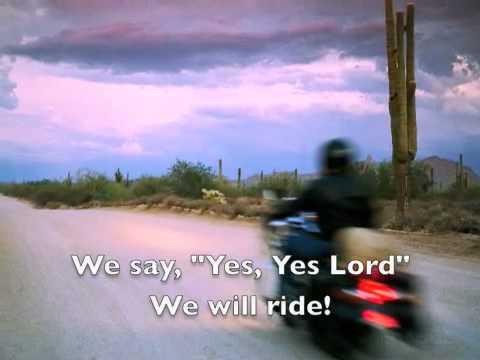 We Will Ride Bikers