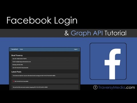 Facebook Login & Graph API | JavaScript SDK