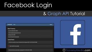 Facebook Login & Graph API   JavaScript SDK