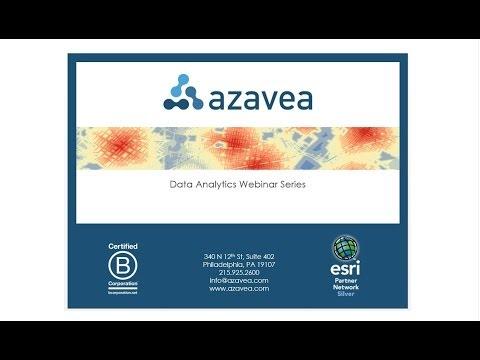 Data Analytics Webinar Series: Visualizing Impact with Maps