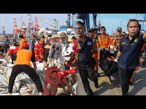 Tim RS Polri Identifikasi Jenazah Korban Lion Air JT 610, Diduga Satu Keluarga - 동영상