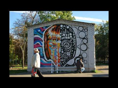Minsk urban art [Dualism_KD]