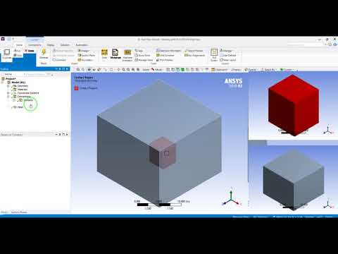 ansys-fluent-tutorial:-three-methods-of-defining-fluid---solid-interface-for-conjugate-heat-transfer