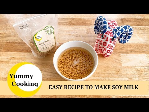 soy-bean-recipe---how-to-make-healthy-soy-milk- -yoo-mi-cooking