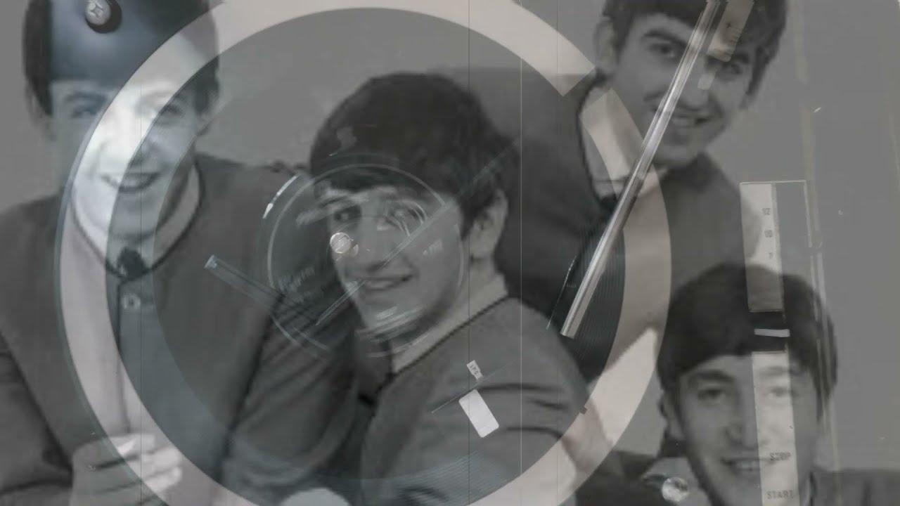 "Download The Beatles: ""Help"" - 1965 - Original Parlophone Label - 45rpm  - Mono."