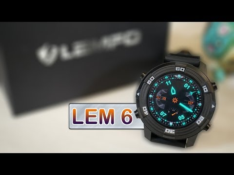 LEMFO LEM6, buena pantalla AMOLED y poco más | REVIEW