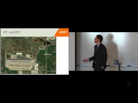 William W. Hay Seminar - 2018 02 02 - Brennan Caughron - BNSF Railway