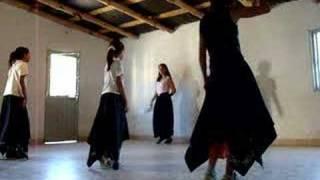 Danza en Paso del Sapo