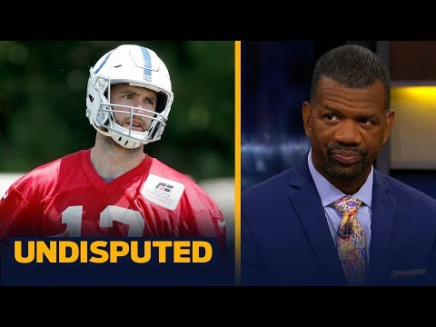Colts aren't pressuring Luck to return until he's fully recovered — Rob Parker   NFL   UNDISPUTED