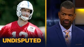 Colts aren't pressuring Luck to return until he's fully recovered — Rob Parker | NFL | UNDISPUTED