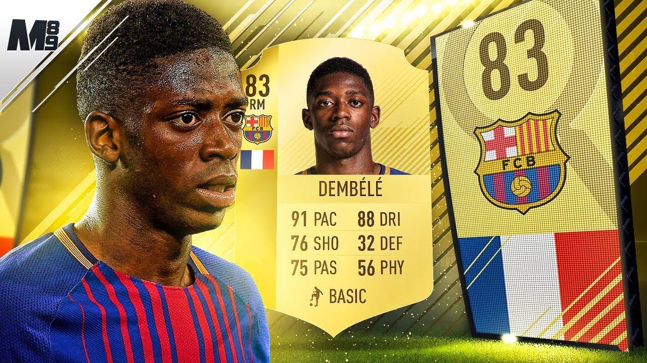 Fifa 18 Dembele