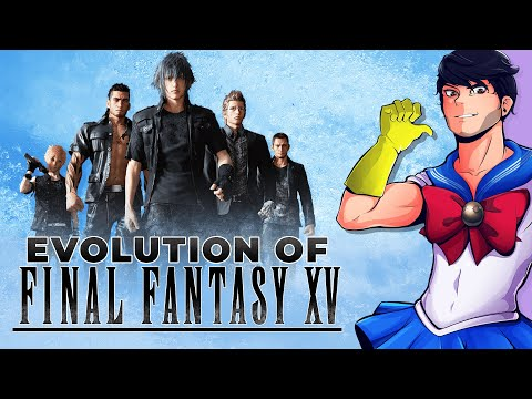 The Evolution of Final Fantasy XV - [Coffee with Clemps]