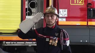 Célébration de la journée nationale des sapeurs-pompiers