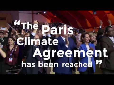 Business action since the Paris Agreement - One Planet Summit 2017