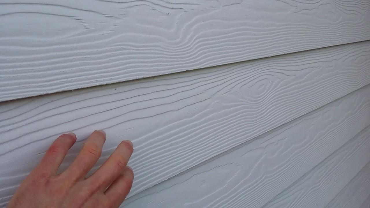 Kunststof Planken Gevelbekleding Voor Buiten Prijs Youtube