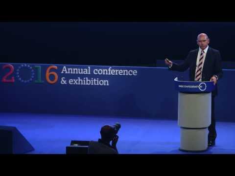 NHS Improvement keynote speech address from Jim Mackey #Confed2016
