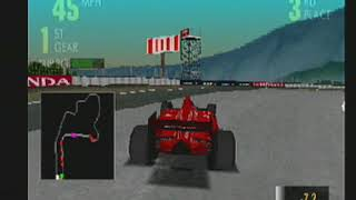 4th To First & I Still Suck (Newman-Haas Racing, PS1)