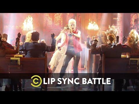 Lip Sync Battle - Milla Jovovich